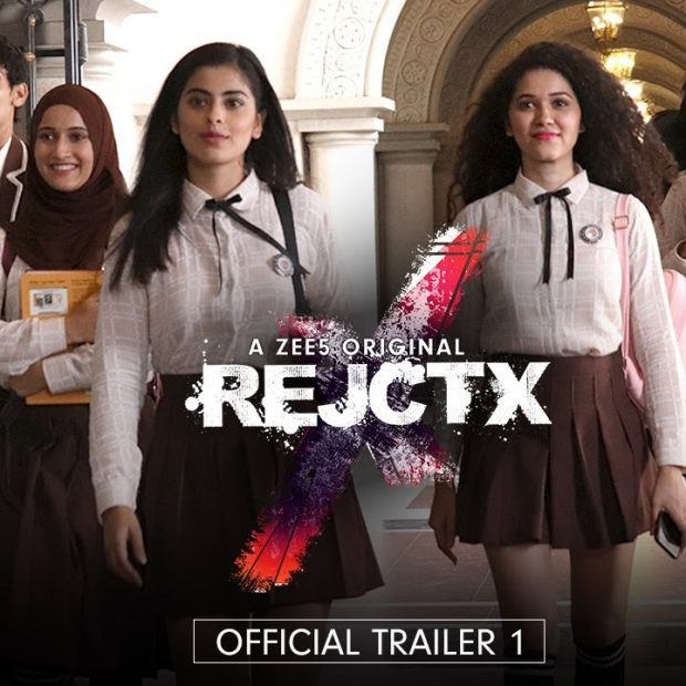 Zee5 Rejctx New Web Series Trailer