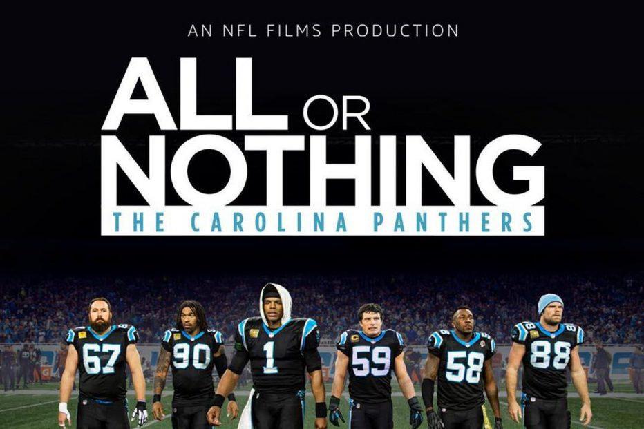 Amazon Prime All or Nothing Carolina Panthers 2019 Review