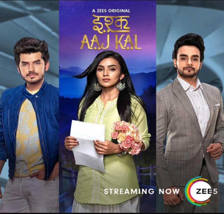Zee5 Ishq Aaj Kal Season 3 Release Date, Trailer, Cast
