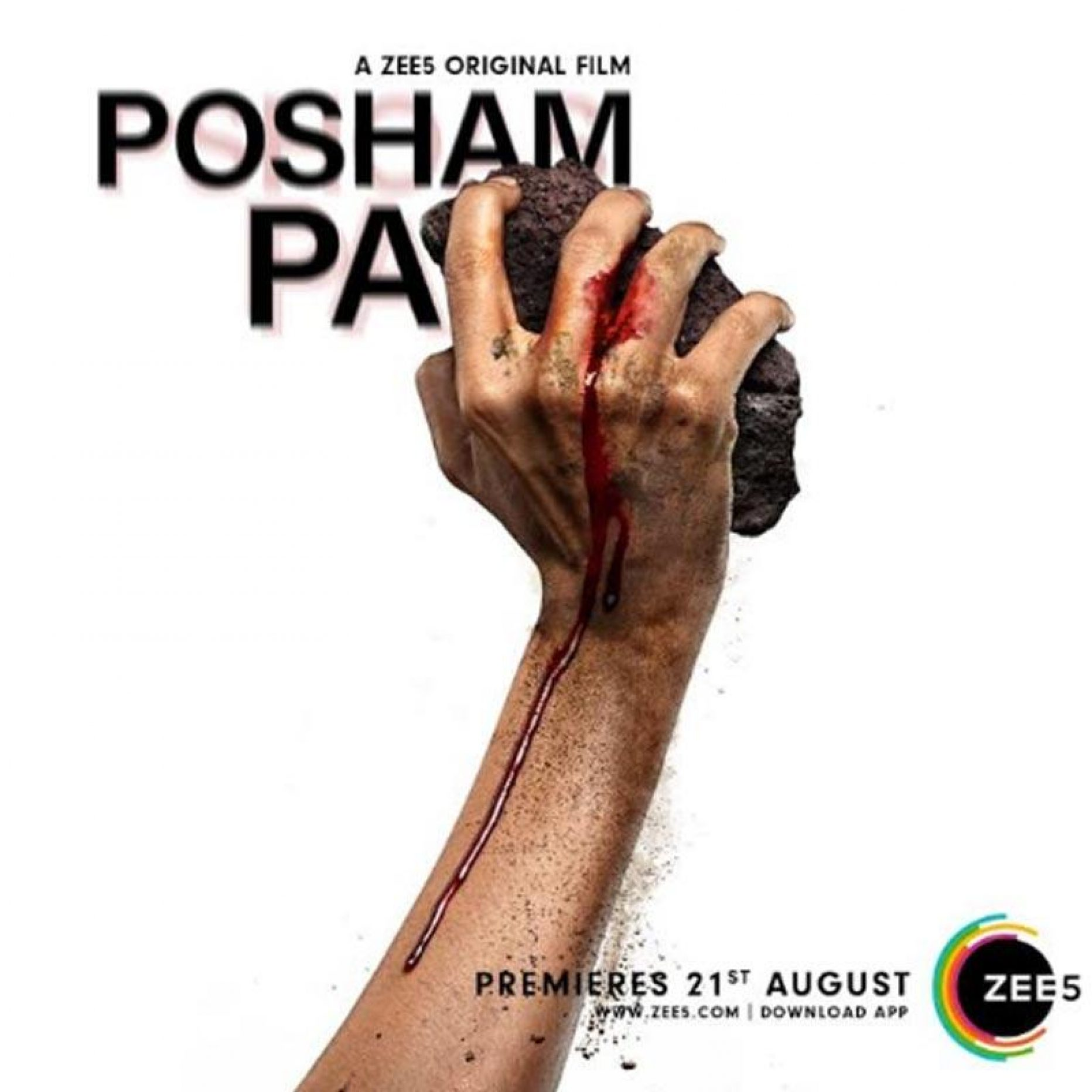Zee5 Posham Pa Release Date, Trailer, Cast, Story