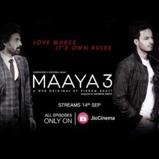 Vikram Bhatt Maaya 3 Series Release Date, Cast, Trailer