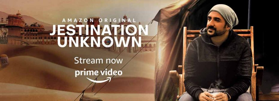 Jestination Unknown Amazon Prime Release Date, Cast, Trailer