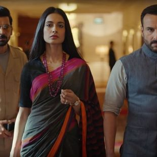 Saif Ali Khan Amazon Prime Dilli Release Date, Cast, Trailer, Review