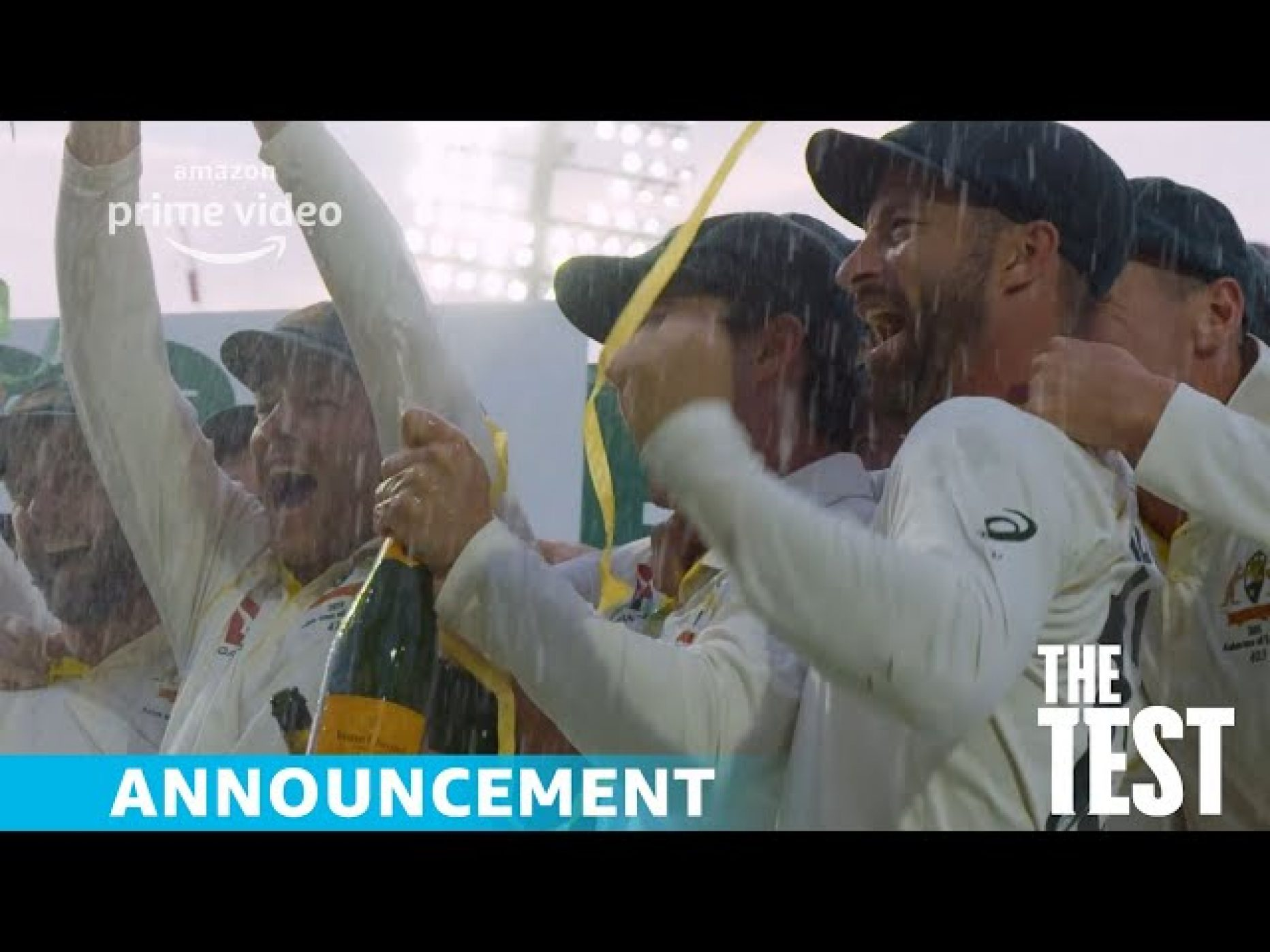 The Test a New Era for Australia's Team Amazon Prime Release Date, Cast, Trailer