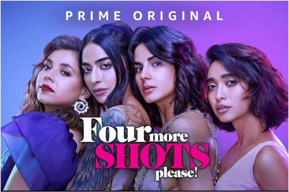 Amazon Prime Four More Shots Please Season 2 Release Date, Cast & Trailer