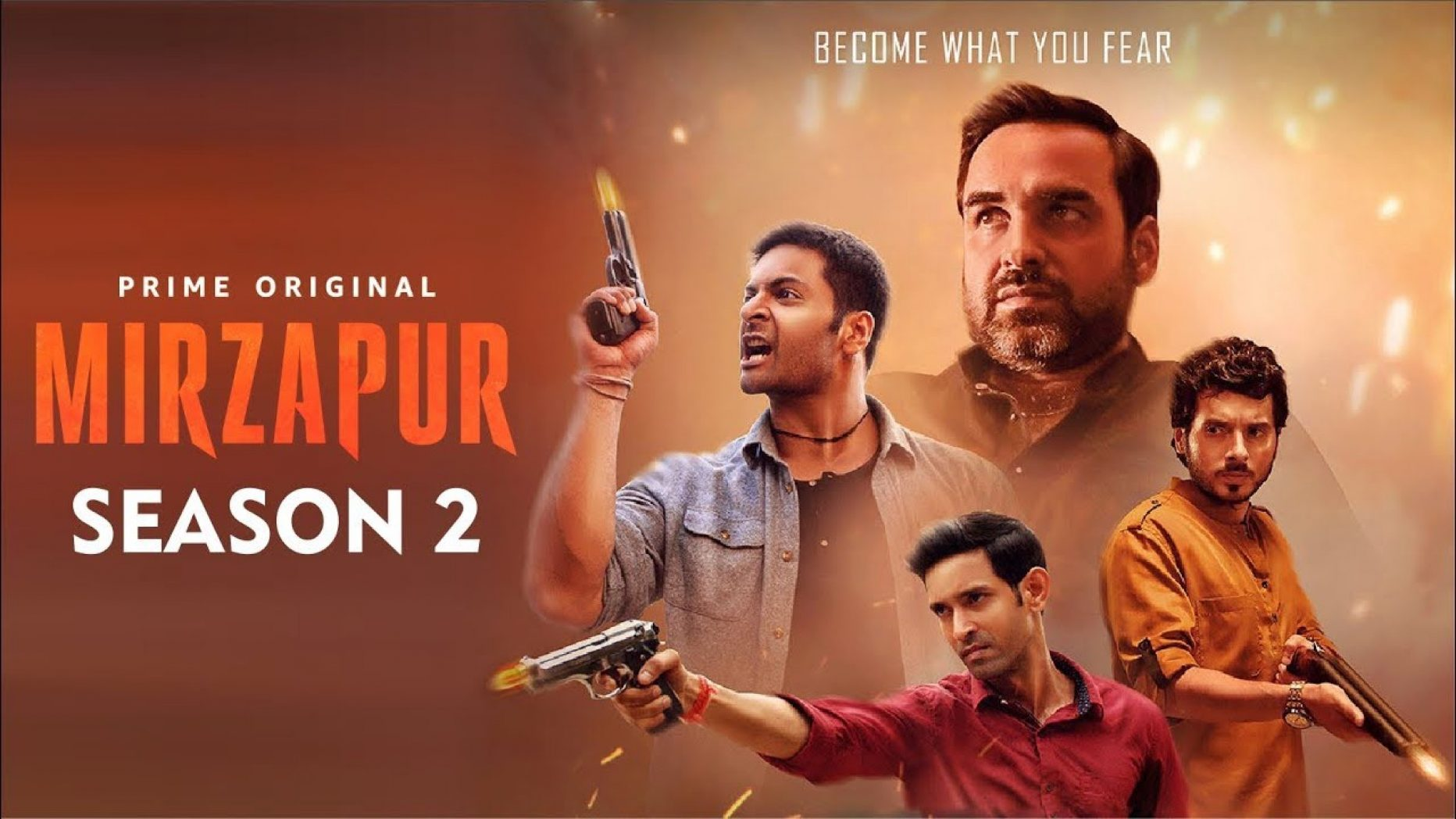 Mirzapur Season 2 Release Date in Amazon Prime, Cast, Trailer