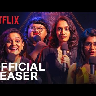 Netflix Ladies Up Stand Up Comedy Special Review