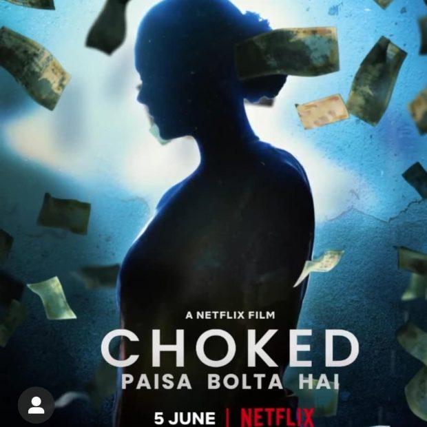 Netflix Choked: Paisa Bolta Hai Film Release Date, Cast, Trailer, Story