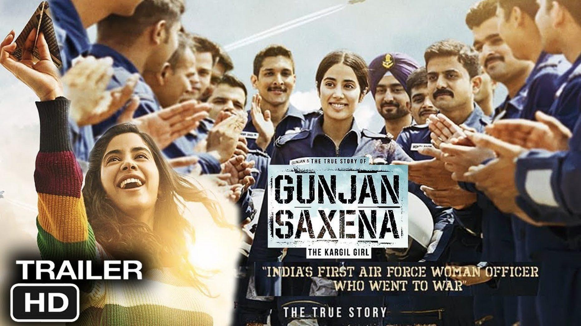 Gunjan Saxena: The Kargil Girl Will release on OTT platform?