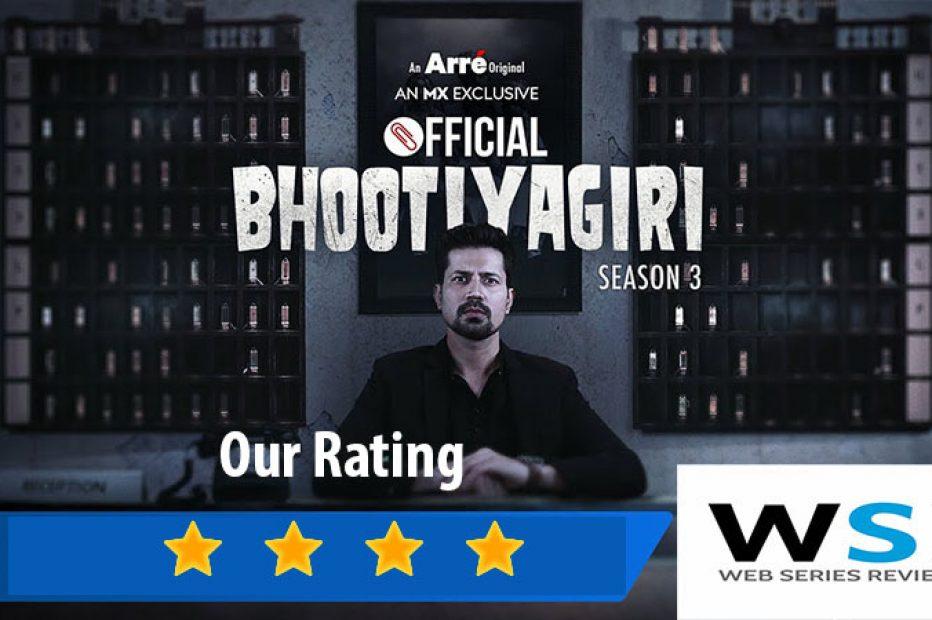 MX Player Bhootiyagiri 3 Series Review – Hit of Hat-Rick