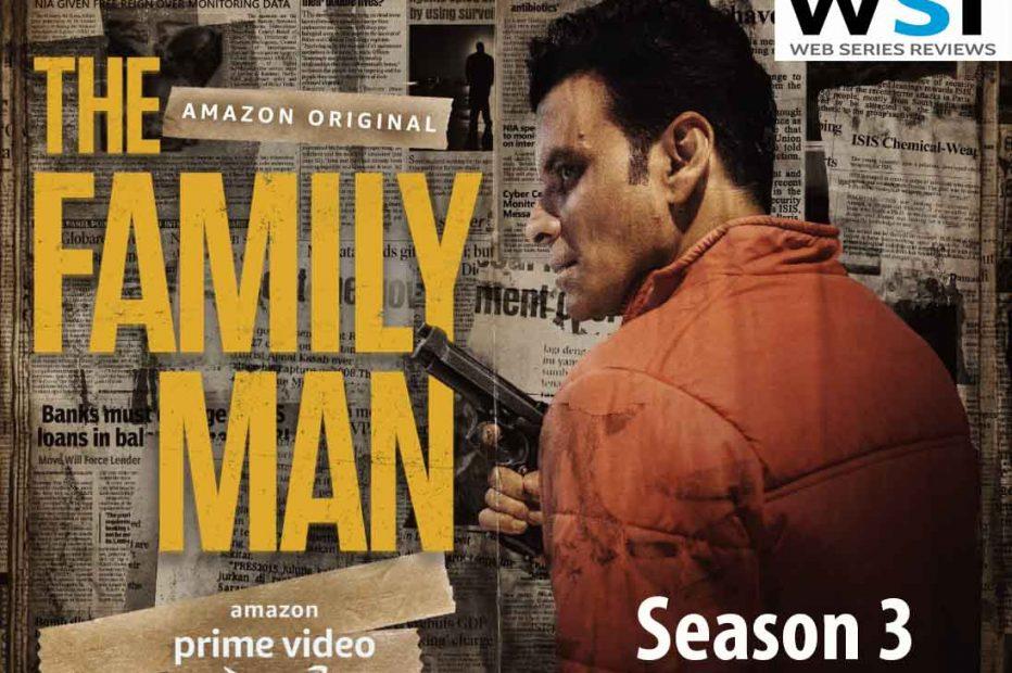 Amazon Prime The Family Man Season 3 Release Date, Cast, Story, Trailer