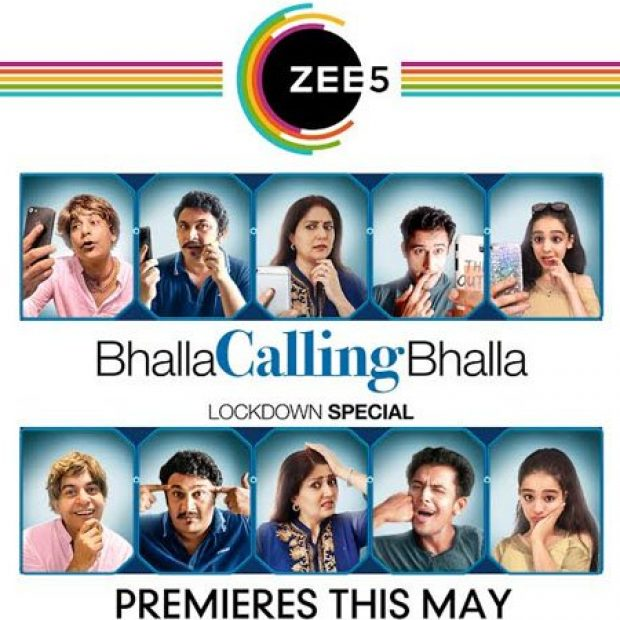 Zee5 Bhalla Calling Bhalla Series Review, Story, Trailer, Cast Performance